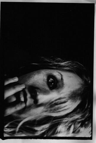 self portrait in black II