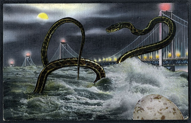 The Brazen Sea Serpent  II