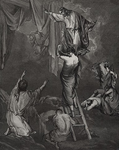 The Transfiguration of the Drapes