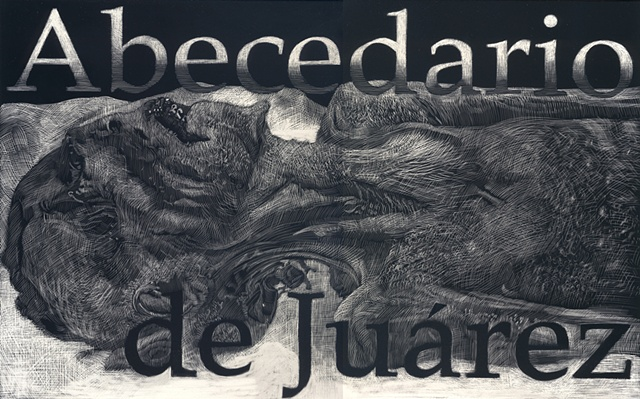 Title Panel for Abecedario de Juarez