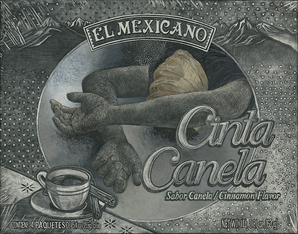 canelas, Juarez, drawing, narcotrafficking