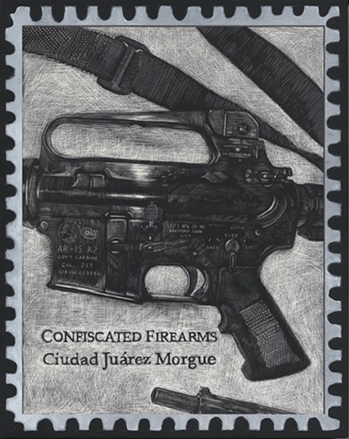 Confiscated Firearms