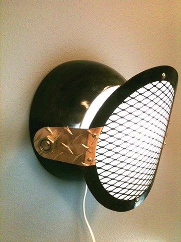 Electric Eye Sconce