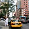 61st Street between 1st and 3rd Avenue, Manhattan, New York.   1938 & 2006