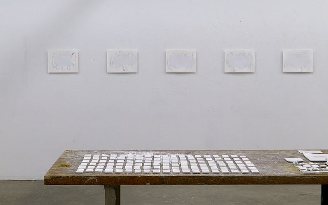 The Oscillation of Order and Flux [Installation View]