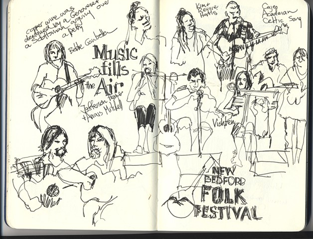 New Bedford Folk Festival.1