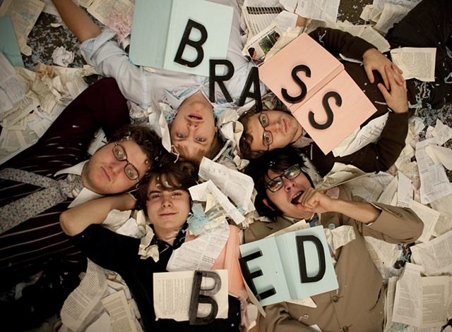 Brass Bed Books Promo