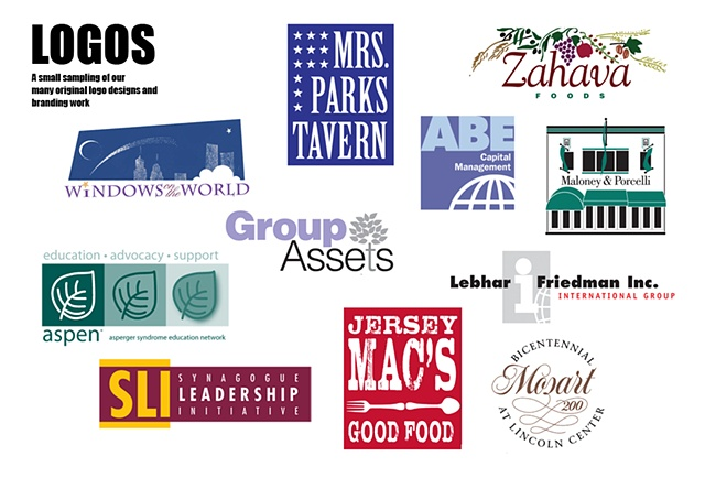 Logos, Corporate Identity and Branding
