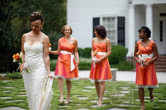 Fall Wedding MUA: Dye Moore Photographer: Photosynthesis Atlanta