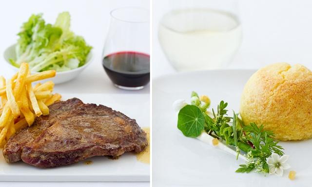Wine + Food feature, Spice magazine
