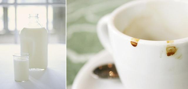 Raw Milk and Espresso
