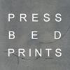 Press Bed Print series