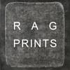 Rag Prints (a series of 9 prints) 1994