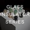 9 Glass Insulators