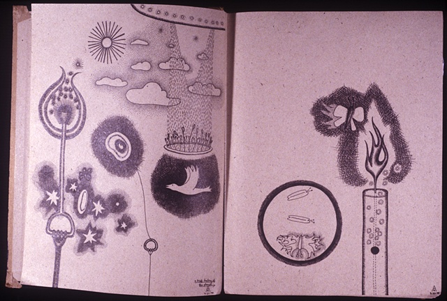 Sketchbook Page