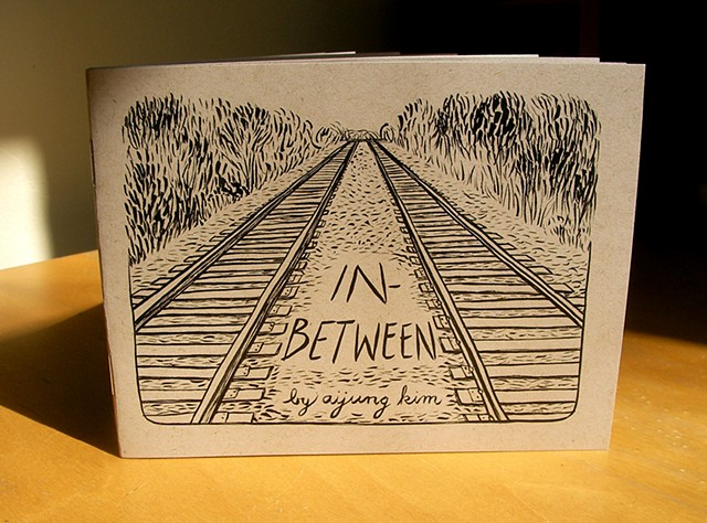 In-Between Zine by Aijung Kim www.sprouthead.etsy.com