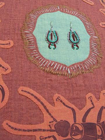 Earwigs (Detail)