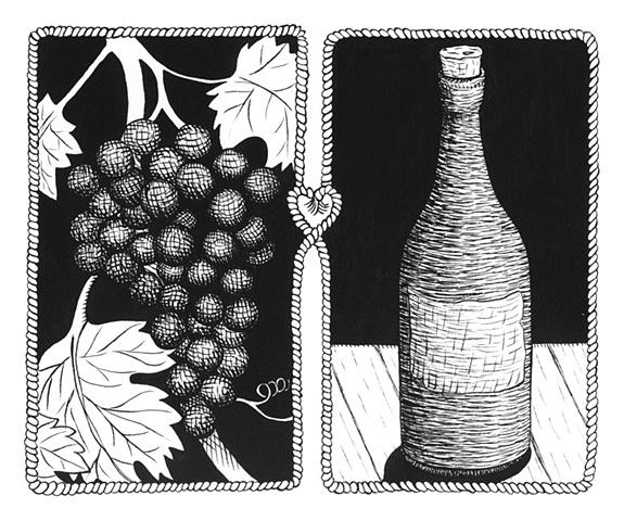 Dionysus' Wine