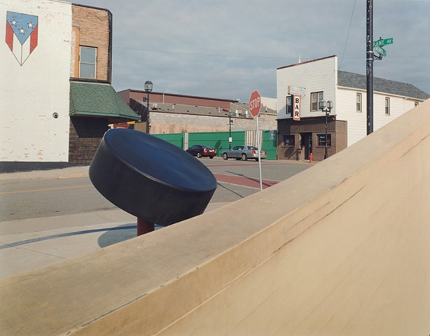 Grant Ave., Eveleth, Minnesota 2014