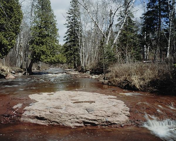 Caribou River 2001
