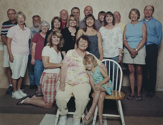 Carol's Family, July 3, 2015