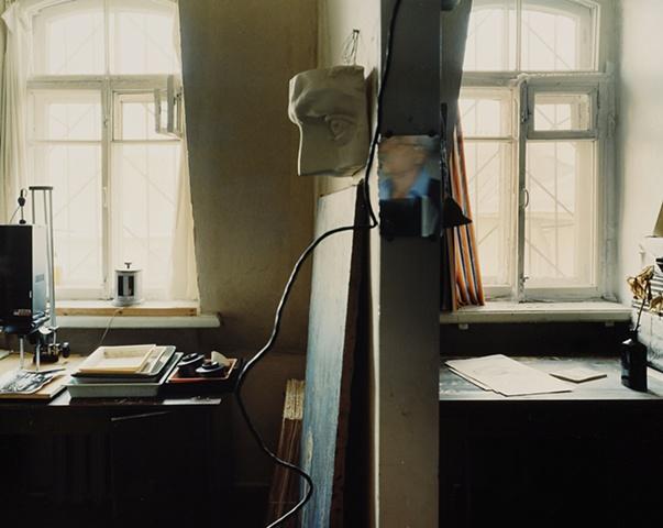 Andrei's Studio (Self Portrait)