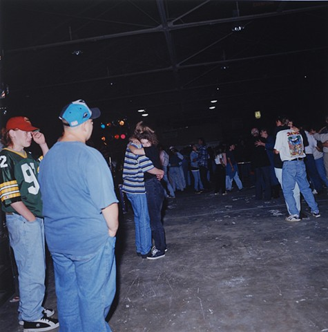 Big Stick Dance, Eveleth, Minnesota 1995