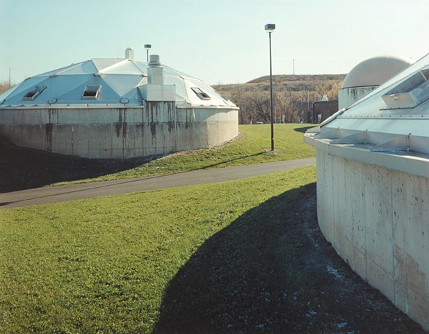 From Water Treatment Plant, Virginia, Minnesota 2104