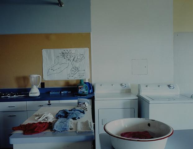 Home Economics Room, Toivola-Meadowlands School, Closed 1998, Meadowlands, Minnesota 2011