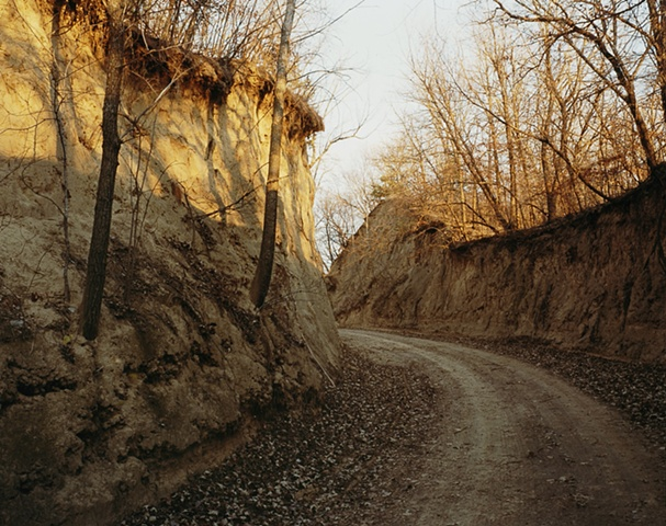 124th Trail, Harrison County, Iowa 2000