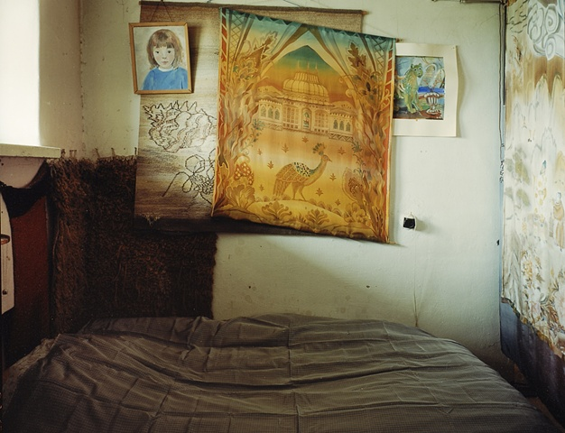 Wassily and Larissa's Bedroom
