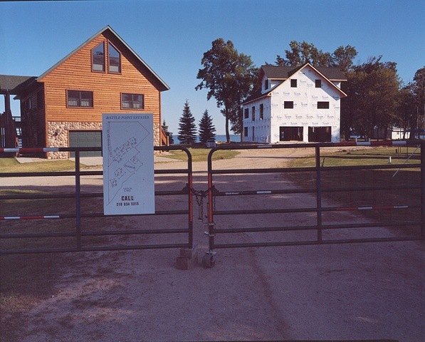 Battle Point, Leech Lake, Minnesota,  2006