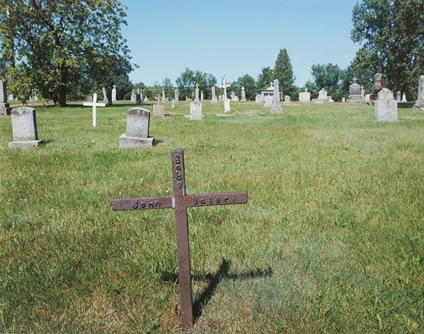 Hibbing Park Cemetery, Hibbing, Minnesota 2016