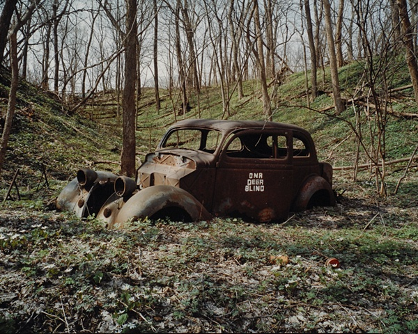Harvard Trail, Harrison County, Iowa 2001