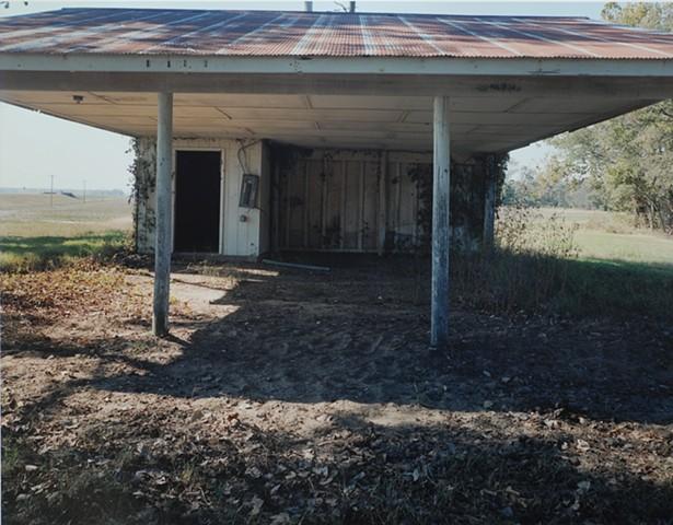 Horseshed near Cow Bayou, Soudan, Arkansas 2016