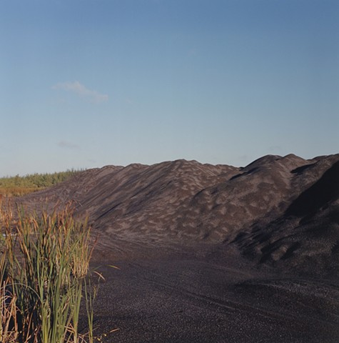 Taconite Tailings, Forbes, Minnesota 1995