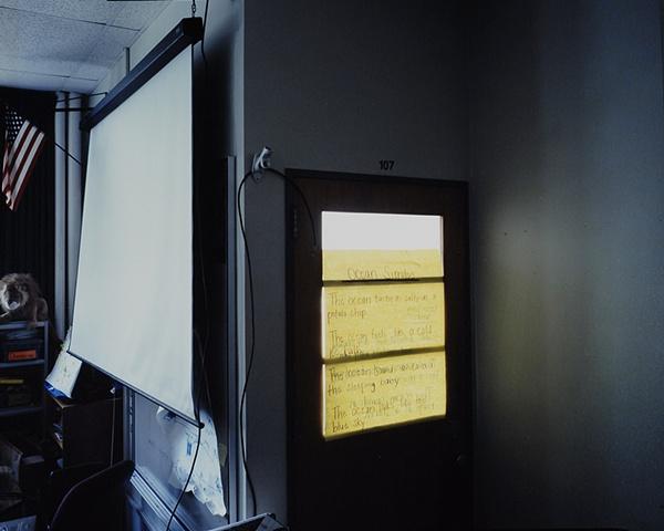 Elementary Classroom, Malcolm Price Laboratory School, Cedar Falls, Iowa 2012. Closed 2012