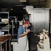 John, Baker's Dozen Bakery,  New Rockford, North Dakota 2008