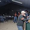 Annual Hunter's Supper, Van Jones American Legion Post 188, Rhame, North Dakota 2009