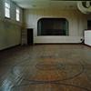 Gym, Alamo School, Closed 1990, Alamo, North Dakota  2004