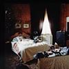 Bedroom, Clifford High School, Closed 1993, Clifford, North Dakota 2004