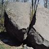 Campsite 15,Split Rock State Park 2000