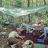 Volunteers, Woodland Indian Site, Big Rice Lake, Minnesota 2003