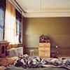 Master Bedroom, McHenry School, Closed 1992, Purchased In 2007 To Be A Home, McHenry, North Dakota 2008