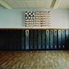Classroom, Upham School, Closed 2003, Upham, North Dakota 2003