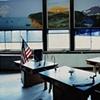 Science Room, Veblen High School, Closed 2003, Veblen, South Dakota 2004