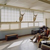 Karl, Central Flyway Outfitters, Formerly Kramer School, Closed 1991, Kramer, North Dakota 2003