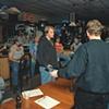 Fall Meeting, Hoagies Bar, Eveleth, Minnesota  2008