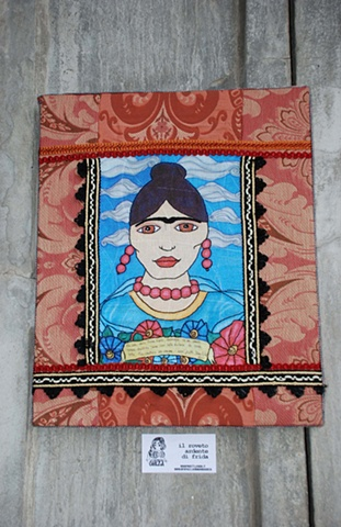 Frida nel Roseto Ardente  (not available)