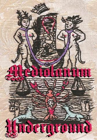 Mediolanum Underground (la vendetta dello Spirito dei Navigli)
